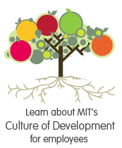 Learn about MIT's Culture of Development
